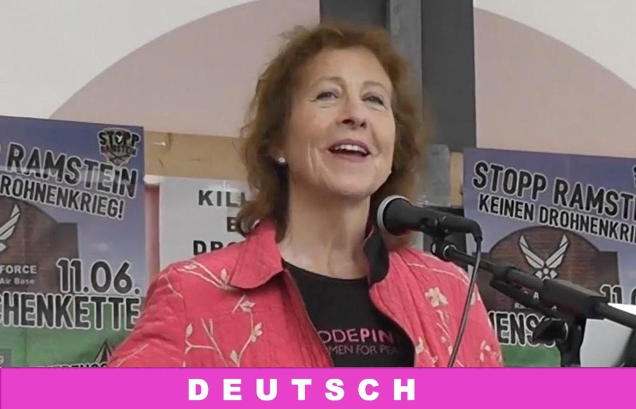 Termine & Redener*innen der Ramstein Demo 10.-12. Juni - MACHT MIT!